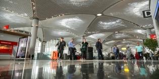 897b088eb4a94 İstanbul Havalimanı'ndan 100.000'inci Uçuş Gerçekleşti